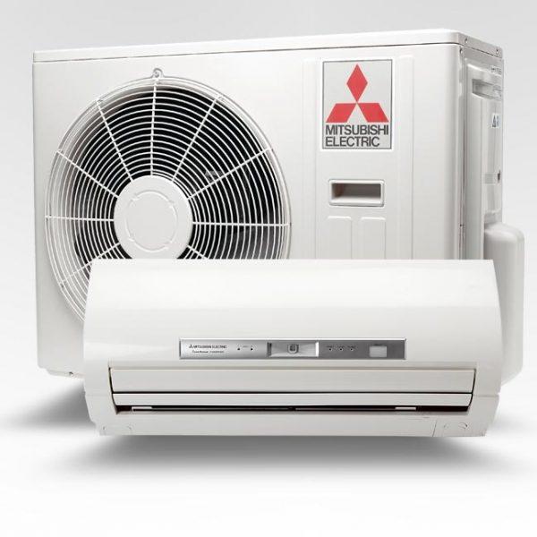 Тепловой насос «воздух-воздух» производства компании MITSUBISHI ELECTRIC