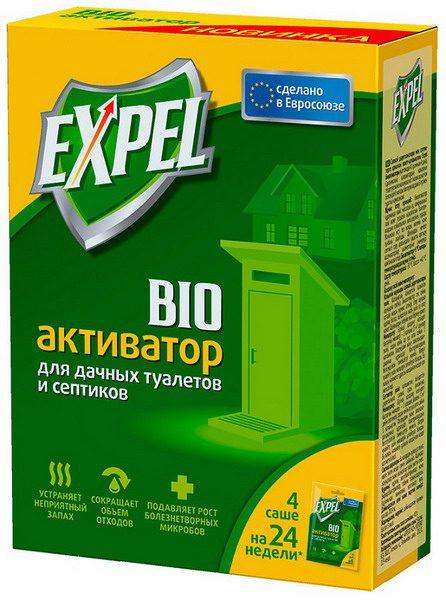 Гранулированные очистительные средства выпускаются коробками, на которых изложена инструкция по применению