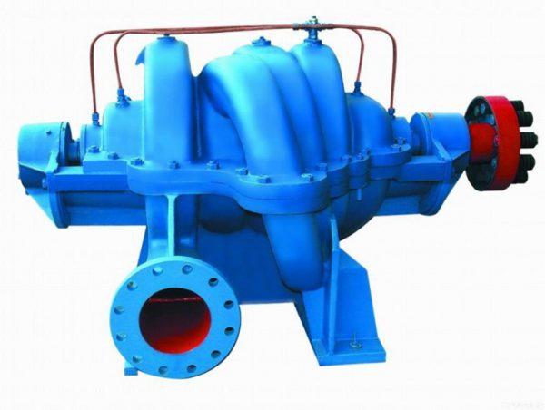 Пример центробежного насоса для перекачивания токсичных отходов