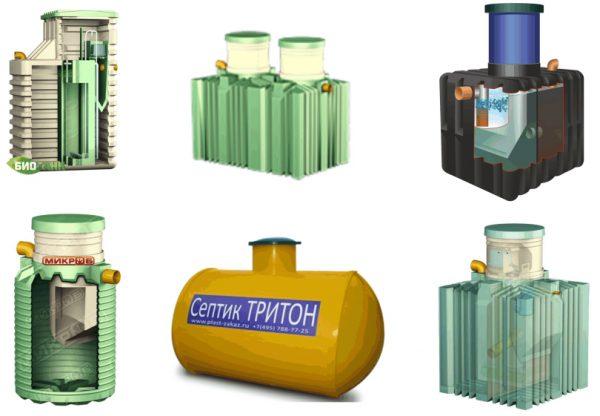 Разновидности автономных канализаций для загородного дома и дачи