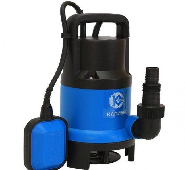 Вибрационный насос для колодца с фильтром и автоматическим регулятором