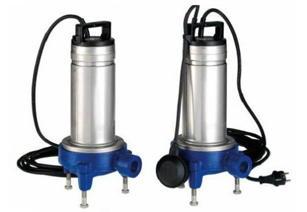 Высокопроизводительные насосы, способные перекачивать технические жидкости с крупной фракцией