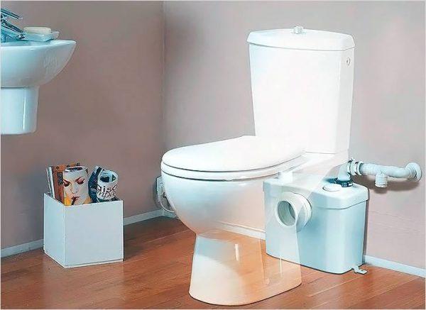 Устройство принудительной канализации