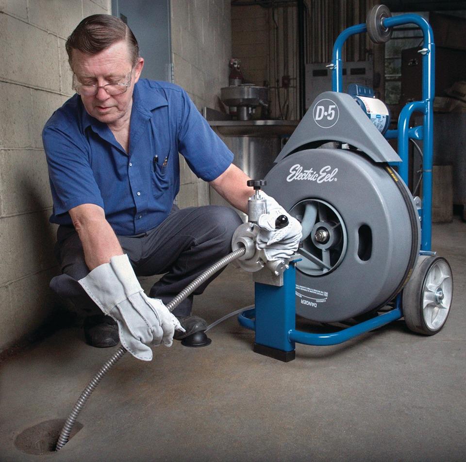 Чистка канализационной системы в домашних условиях
