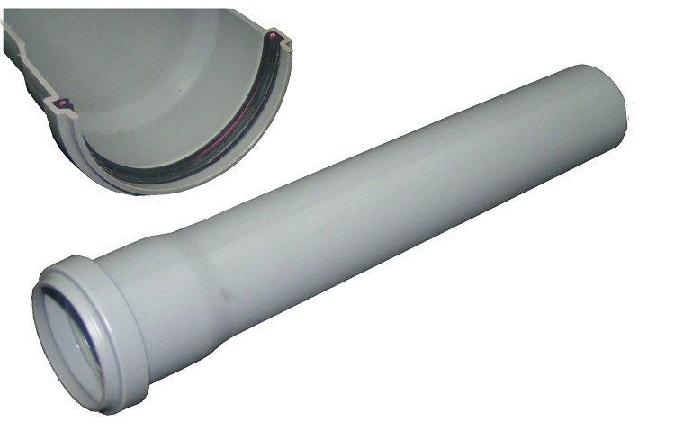 Качественный трубопровод из пластика имеет массу положительных характеристик