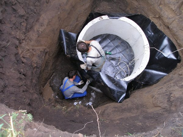 Методы гидроизоляции
