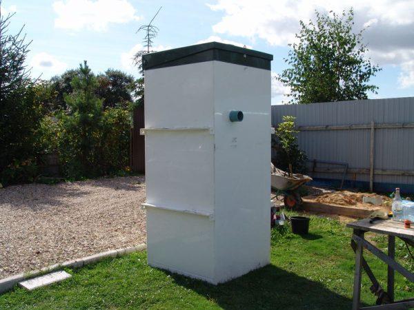 Септик Топас для системы канализации в частном доме