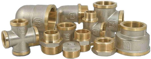 Адаптеры для трубных соединений