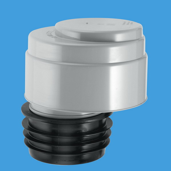 Разновидность канализационного клапана