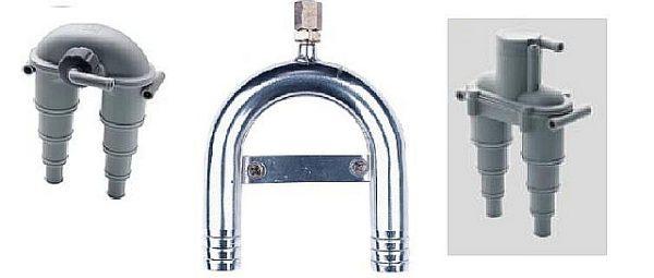 Обратный клапан для стиральной машины