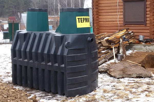Септик термит