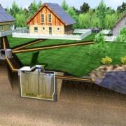 Технология подключения канализации